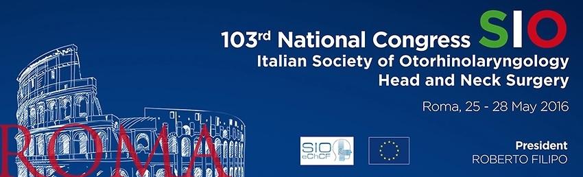 We invite you at SIO Congress 2016