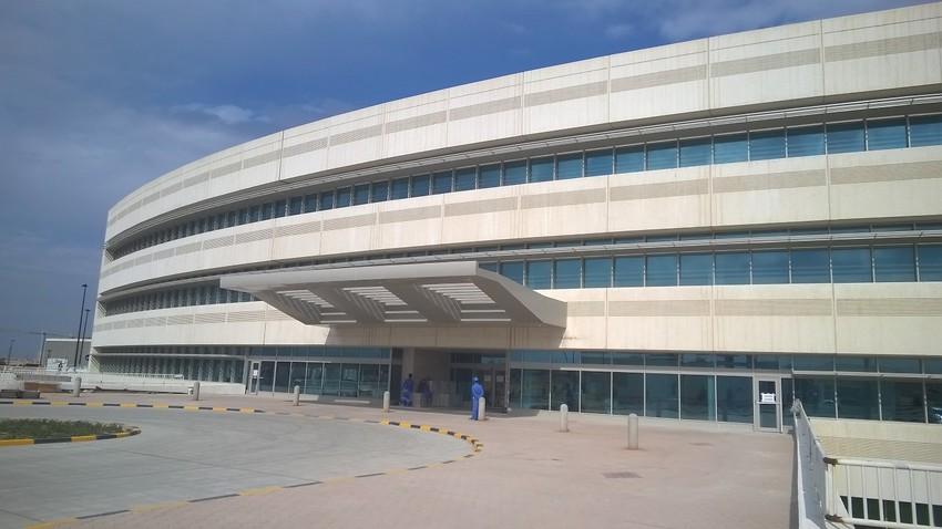 Entrata principale della struttura ospedaliera
