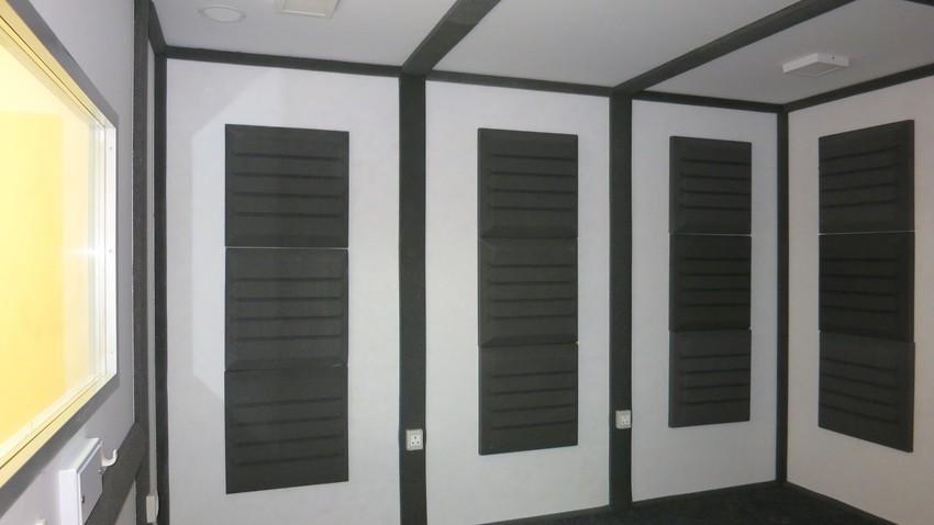 Vista interni con rifiniture personalizzate